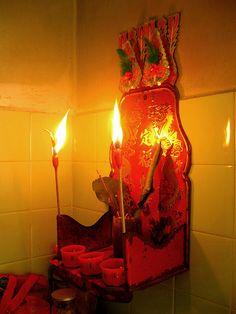 Altars: Chinese Kitchen #Altar.