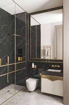 This Project of the Week features a lavishly designed interior for an new residential development in India, providing luxury living in the heart of Mumbai. Washroom Design, Toilet Design, Bathroom Design Luxury, Modern Bathroom Design, Bathroom Designs India, Best Bathroom Designs, Small Bathroom Interior, Small Bathroom Organization, Luxury Toilet