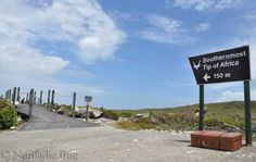 SOUTHERNMOST TIP OF AFRICA, Cape Agulhas, South Africa Landmarks Nomadic Existence
