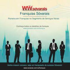 Twitter  Franquias Sóvarais ! Seja um franqueado Sóvarais http://www.sovarais.com.br/franquia  #franchise #negocios #sovarais #abf #franquiasbaratas #abrirfranquias #campinas