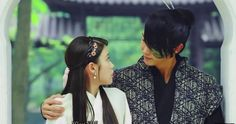 Moo was severely ill on Moon Lovers: Scarlet Heart Ryeo, episode 14, and in effort to help Moo protect his throne and his family, So married Moo's eldest daughter. The Bechdel, Russo, and Race Test…
