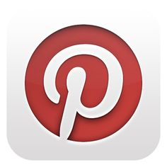 Image result for pinterest app icon