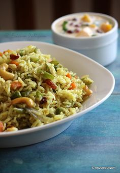 Vegetable Pulao (Pulav) | One Pot Meal | Lunch Box Ideas