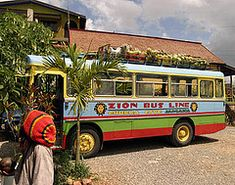 The Nine Miles Attraction- Jamaica (Bob Marley's birthplace)
