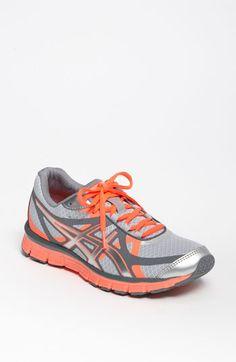 ASICS® 'Gel Extreme 33' Running Shoe (Women)   Nordstrom Yay!! My new workout shoe in my fav ~ orange!