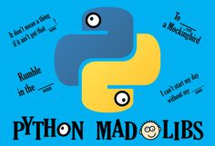 Bdd with python cucumbergherkin for python coupon10 75 off how to create a mad libs game in python fandeluxe Image collections