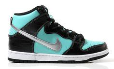 timeless design 4ee99 76fb3 Nike SB Dunk High Tiffany