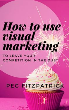 New mini-book from visual marketing pro Peg Fitzpatrick