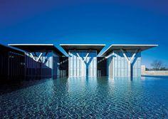 Музей современного искусства в Форт-Уорте, Тадао Андо