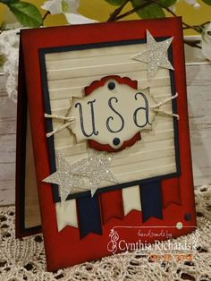 Ink-a-Doodle Creations: Happy Memorial Day!