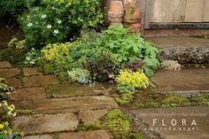 Garden Styles, Garden Paths, Pathways, Architecture, Stepping Stones, Gazebo, Garden Design, Flora, Scenery