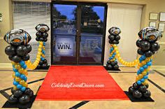 football party balloons - Google Search
