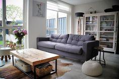 woonkamer home vtwonen grijs natuurlijke tinten