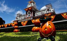Boo to YOU! Disney announced dates for #Mickey's Not So Scary #Halloween Party