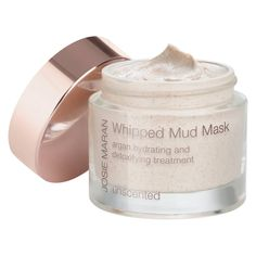Shop Whipped Mud Mask by Josie Maran at MECCA. A detoxifying & hydrating clay mask that uses the power of argan oil and clay to refine and rejuvenate skin. Homemade Face Masks, Homemade Skin Care, Best Japanese Skincare, Skin Care Masks, Josie Maran, Argan Oil, Sephora, Beauty Products, Makeup Products