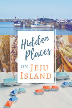Hidden places to visit on Jeju Island... Follow me around while I travel to my favorite places on Jejudo in South Korea. Restaurants, markets and cafes, as well as tips and advice for culture and language on my blog.