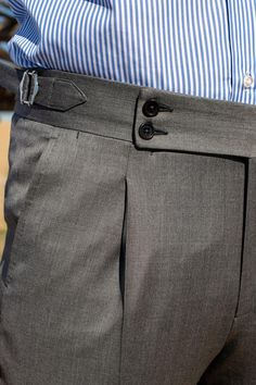pantalone - Pini Parma Master Tailor, Pantalon Costume, Grey Trousers, Extra Fabric, Parma, Wool Fabric, Gentleman Style, Soft Fabrics, Menswear