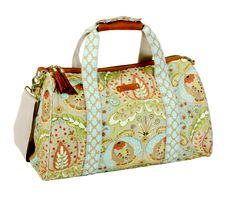 AC10-10272 Kumari Small Duffel Bag