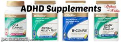 Alternative approaches to prescription ADD / ADHD medications. ADD / ADHD Wellness Program-Shaklee | Gathered In The Kitchen