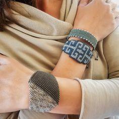 Greek ancient symbol,Meander symbol wristband,Handknotted unique bracelet,Graecia Macrame jewelry, Unique Bracelets, Loom Bracelets, Macrame Bracelets, Handmade Bracelets, Macrame Knots, Micro Macrame, Macrame Jewelry, Chevron Friendship Bracelets, Friendship Bracelets Tutorial