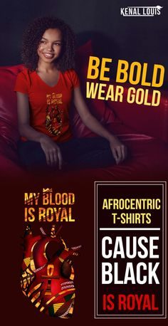 The Most Powerful and Beautiful Afrocentric T-Shirts You'll Love Free T Shirt Design, Creative T Shirt Design, Tee Design, Shirt Designs, Design Art, Graphic Design, Afrocentric Clothing, Cool Graphic Tees, Black Artwork