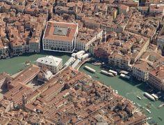 La ristrutturazione del Fondaco dei Tedeschi a Venezia 08