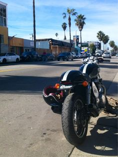 Riding around California on a bike like this just moved to a very high spot on my list of things to do.