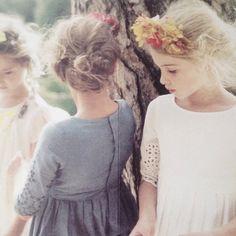 Wedding hair for bridesmaids!! @Amellia Pearman @Carlie Prescott @Keri Rayburn @Emily Hartfield @Katie Magee