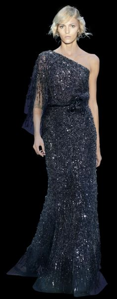 Shimmers like stars in the sky....Elie Saab
