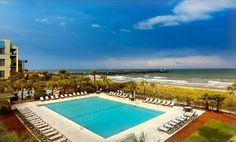 Groupon - Stay at Springmaid Beach Resort in Myrtle Beach, SC. Dates Available into September. in Myrtle Beach, SC. Groupon deal price: $69