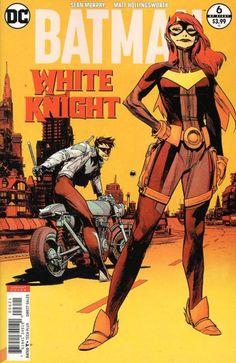Batman White Knight #6 Sean Murphy Variant Cover