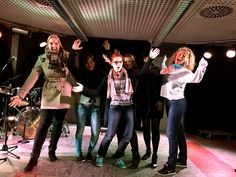 Start der neuen #Gesangsausbildung in #Stuttgart! Schräger Humor und liebevolle Kosenamen #POWERVOICE #singroiginal