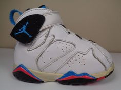 41a3c185d12b Baby Nike Air Jordan 7 Retro 304772-105 Basketball shoes size 6 C  Nike