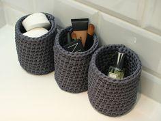 Crochet Home, Knit Crochet, Cotton Cord, Crochet Fashion, Handicraft, Baby Shoes, Crochet Patterns, Diy Crafts, Korit