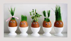 Поделки к Пасхе, Пасхальные яйца