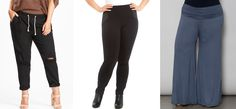 Autumn Style Picks - click to see more on This is Meagan Kerr Slacks, Trousers, Pants, Tights, Leggings, Autumn Style, Plus Size Fashion, Autumn Fashion, Black Jeans