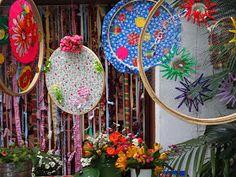 Criança Com Conteudo: Festa Junina da Escola Ramadan Decorations, Wedding Decorations, Fun Crafts, Arts And Crafts, Party Themes, Party Ideas, Dream Catcher, Mandala, Sculptures