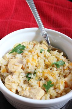 Chicken and Rice Bowl via Everyday Made Fresh