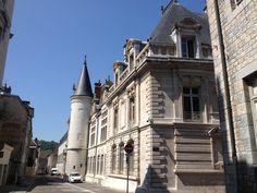 Besançon à Franche-Comté
