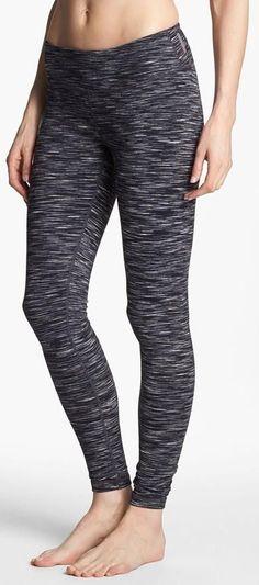 Yoga Pants - love the fabric
