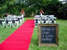 Royal blue 6m carpet aisle runner 50 hire adelaide wedding red carpet aisle runner traditional wedding ceremony vintage blackboard adelaide wedding suppliers junglespirit Choice Image