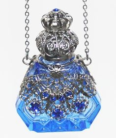 Wholesale Jeweled Oil Holders, Jeweled Perfume/Oil Bottles. Low prices.
