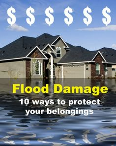 Worried about possible flood damage? Learn how to prevent flood damage before it is too late with these home protection tips.