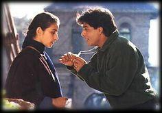 Shahrukh Khan and Manisha Koirala - Dil Se (1998)