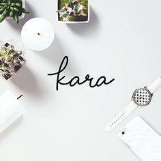 Kara шаблон для инстаграм поста на тему кактус flat lay, flatlay instagram