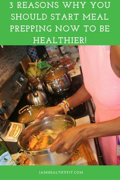 Ever considered meal prepping? Yenory is sharing 3 reasons why you should start…  Clean eating / health / wellness / healthy tips / fitness / exercises / cooking / cooking tips / meal prep / weight loss / women