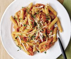 Penne alla Vodka - Recipe - FineCooking