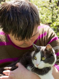 Animals other than dogs may serve as emotional support or companion animals.
