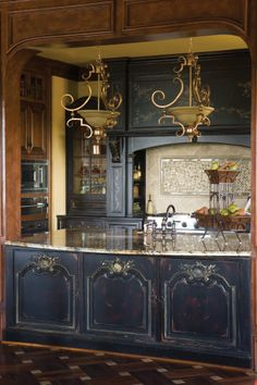 Habersham Cabinetry- beautiful detail