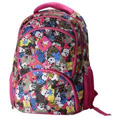 e2cb99167225 Essfil Mickey Mouse School Bag (XL)